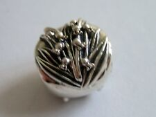 CHAMILIA MAY LILY OF THE VALLEY 2010-3166 STERLING SILVER 925 CHARM GARDEN CLUB