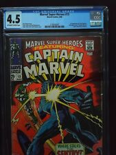 Marvel Superheroes 13 CGC 4.5