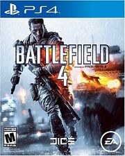 PLAYSTATION 4 PS4 GAME BATTLEFIELD 4 BRAND NEW AND SEALED