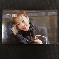 Jimin - Official Photocard BTS Dark & Wild Danger Kpop