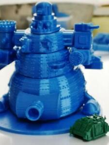 6mm Big Ork War Robot 3d Printed multipart plastic model           Sci-fi Gaming