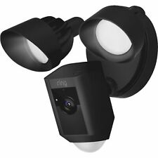 Ring Security Camera With Floodlight