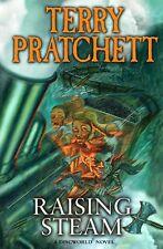 Raising Steam: (Discworld novel 40) (Discworld Novels),Terry Pratchett