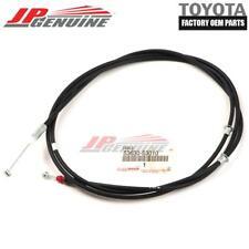 GENUINE LEXUS 01-05 IS300 OEM NEW HOOD LOCK CONTROL RELEASE CABLE 53630-53010