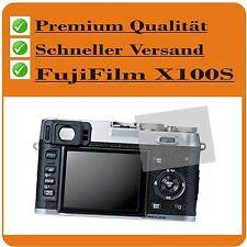 2x FUJIFILM X100s CC Film Protecteur d'écran écran de displayfolie