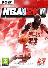 NBA 2k11   PC  NUOVO
