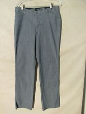 F1168 Riders by Lee High Grade Stretch Straight Jeans Women's 33x31