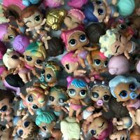 Lot 10pcs lol Poupée surprise lil soeurs jouet foi couleur a changé random toys