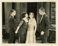 Norma Shearer & Cast in Pleasure Mad 1923 Original Production Still Photograph