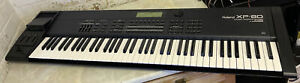 "ROLAND XP-80 76-KEY 64 VOICE KEYBOARD MIDI 1/4"" SYNTHESIZER MUSIC WORKSTATION"