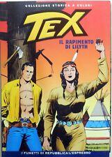 COLLEZIONE STORICA COLORI TEX REPUBBLICA ESPRESSO N.4 2007