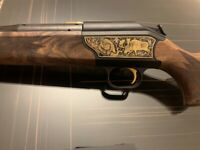 Blaser R93 Gold Onlay exclusive gold (plate cover) manual production