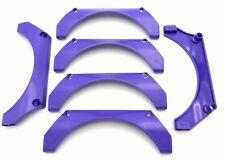 LEGO LOT OF 6 New Dark Purple Technics Panels Car Mudguard Arched 15 x 2 x 5
