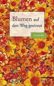Blumen auf den Weg gestreut: Gedichte   Buch   Zustand sehr gut