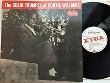 The Solid Trumpet Of Cootie Williams LP 1967 1st UK Press Xtra 5045 Mono EX+/EX