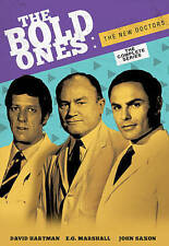 New: The Bold Ones: The New Doctors: The Complete Series Color, Full Screen, NTS