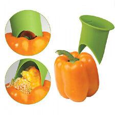★★carottier à poivron-outils légume-cuisine-poivron-ustensile-séparateur★★