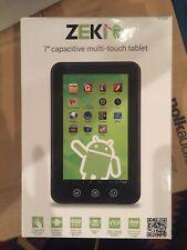 "Zeki 7"" Capacitive Multi-touch Tablet"