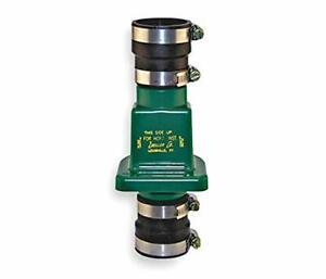 Zoeller 30-0181 PVC Plastic Check Valve 1-1/2 Inch