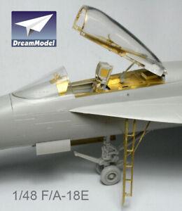 1/48 F/A-18E PE set for Hasegawa, DreamModel DM2016