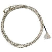 Tough-1 Lightening 35ft Ranch Rope for Cattle Natural/Graphite/Copper