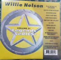 LEGENDS KARAOKE CDG WILLIE NELSON COUNTRY OLDIES OUTLAW  #31 15 SONGS CD+G
