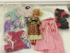 1970s Sindy Doll and Clothes/Outfits