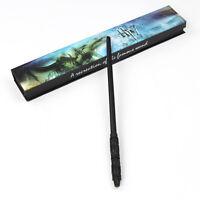 "14"" Severus Snape PVC Resin Magic Wand Magic Stick Gift Box Cosplay Party wizard"