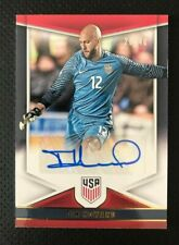 2016 Panini USA Soccer Tim Howard Base Autograph #29/40 United States SP
