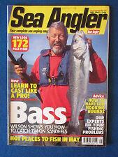 Sea Angler - Fishing Magazine - May 2002