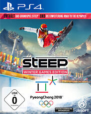 Steep-WINTER GAMES edition pour Playstation 4 ps4 | ARTICLE NEUF | Snowboard Ski etc