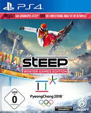 Steep - Winter Games Edition für Playstation 4 PS4 | NEUWARE | Snowboard Ski usw