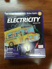 KIT stelo introduzione all/'elettricità Set-Montessori SCIENZA circuito elettrico