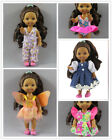 5 PCS Different Style Lovely little Skirt Clothes/Outfit/Dress For Kelly Doll