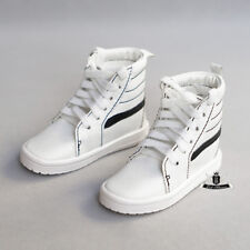 Uncle BJD 70cm BJD Shoes SD17 Dollfie white Boots casual shoes MID DOD AOD DZ AF