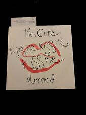 RARE The Cure Robert Smith Talks about Kiss Me Kiss Me 8 page transcript  12""