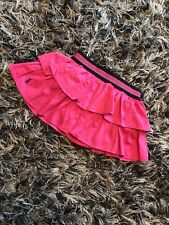 Worn Once - Ralph Lauren Frilled Skirt 18M - Pink
