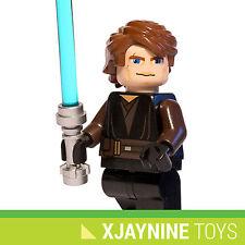 Genuine Lego Star Clone Wars Darth Vader Sith Lord Minifig Lightsaber RARE