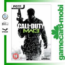 Call of Duty Modern Warfare 3 [PC Game] CD Key-COD 8 Key Steam Download Code ITA