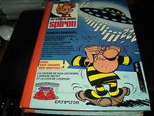 RARE! ALBUM SPIROU N°145 (regroupant 13 revues) - 840 PAGES - 1977