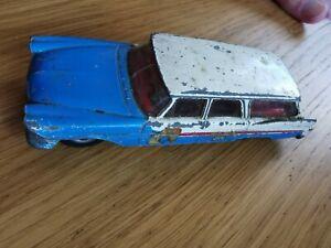 Vintage - Corgi Toys Plymouth Superior Wagon.