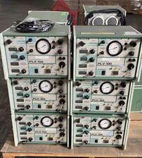 Lifecare Plv 100 Portable Ventilator No Guarantee 1 Lot Of 16 Units