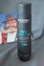 NUEVO Dualsenses de hombre champú cabello y cuerpo 300ml goldwell