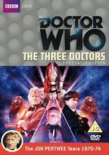 Doctor Who - The Three Doctors (2 Cd Sonderausgabe) Versand in 24 hours who