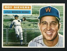 Roy Sievers -1956 Topps Baseball Card # 75 - Washington Nationals Outfielder