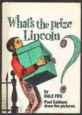 What's the Prize Lincoln Dale Fife HC 1971