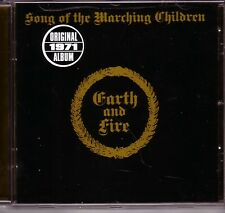 CD (NEU!) . EARTH & FIRE - Song of the Marching Children (dig.rem. mkmbh