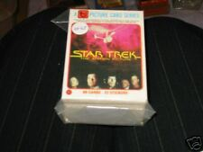 Full Set of Star Trek 1979 TMP trading cards