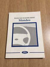 03-07 Haynes Workshop Manuale per Ford Mondeo Benzina /& Diesel