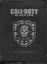 Call of Duty: Black Ops Prestige Edition Strategy Guide HC 2010 A-Frame Map